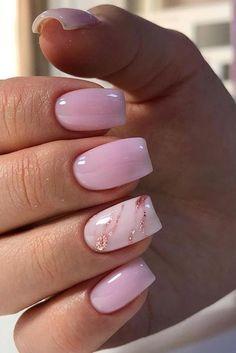 Summer Nails 2020 In 2020 Short Acrylic Nails Designs Pink Ombre Nails Short Acrylic Nails