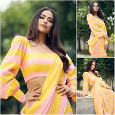 Saree Jacket Designs, Saree Blouse Neck Designs, Sari Blouse, Saree Wearing Styles, Saree Styles, Best Blouse Designs, Stylish Blouse Design, Saree Trends, Stylish Sarees