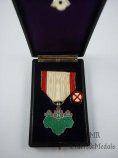 Japan - Order of Rising Sun 7th Class