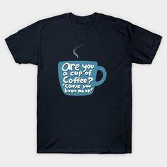 #coffee #caffeine #shirt #teepublic #oneweirddude #coffee-shirt