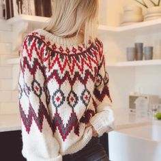 Christmas Sweaters, Camilla, Pullover, Knitting, Crochet, Diy, Design, Fashion, Creative