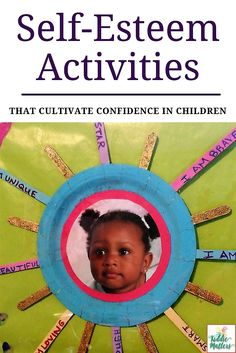 Self esteem activities to help build self confidence and self esteem in children. When we encourage children to love and believe in themselves, it benefits them now and in the future.