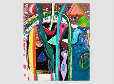 Gillian Ayres | Paintings | Works on paper | Editions | Monoprints - Gillian Ayres - Paintings