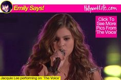 Jacquie Lee On 'The Voice' — She's Got What It Takes To Win It ...
