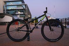 MTB Street Bike Montage NsBikes rigide