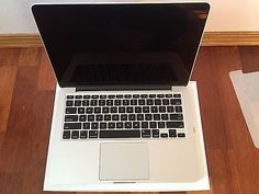 "Early 2015 Apple MacBook Pro A1502 13.3"" MF840LL/A WATER DAMAGE ASIS"