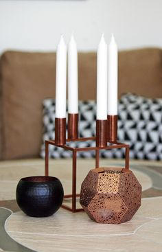 Copper #trend perfect for autumn / fall