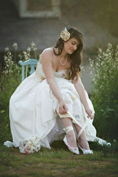 Rustic Wedding Gowns, Wedding Dresses, Girls Dresses, Flower Girl Dresses, Romance, Bohemian, Weddings, Chic, Lace