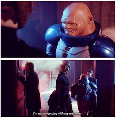 Strax is one of my favorites! :D