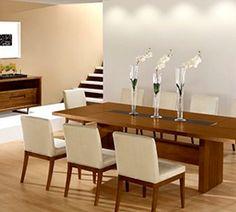Qual formato de mesa combina com a sua decoração? - Blog AboutHome
