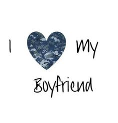 shout out to all my navy girlfriends. haha (: