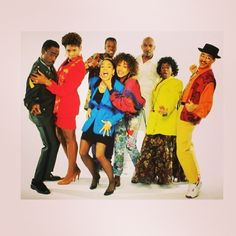 It Sure is #ADifferentWorld
