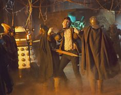 Doctor Who 5x12-13 - The Pandorica Opens & The Big Bang