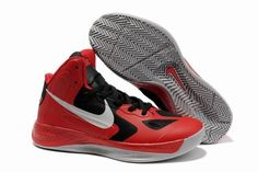 buy popular b4f94 8b201 Nike Zoom Hyperfuse 2012 Red Black Gray from Reliable Big Discount! Nike  Zoom Hyperfuse 2012 Red Black Gray and
