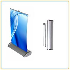 Mini Table Pop up Banner Stand (A4)