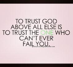 Trusting = Selflessness