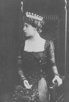 Her Royal Highness The Grand Duchess of Hesse and by Rhine