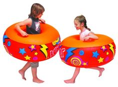 """Inflatable Bumper Boppers - Jackhammer Bumpers - Set of 2 Giant 36"""" Inflatable Body Bumpers Intex http://www.amazon.com/dp/B00B7M2HY2/ref=cm_sw_r_pi_dp_c38Ltb09AYCC1S4V"""