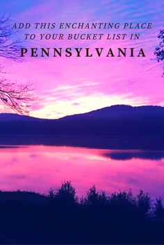 Travel | Pennsylvania | Isle of Que | Selinsgrove | Secluded Island | Seclusion | Sunset | Small Town