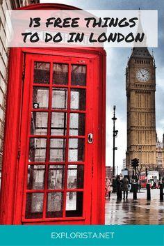 free-things-london