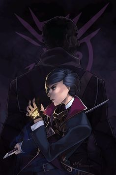 Dishonored 2 by zetallis.deviantart.com on @DeviantArt