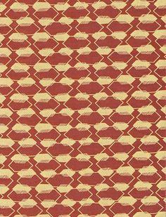 Dissolvenza in red & ochre #fortuny: http://fortuny.com/Fabrics.aspx#dd7792db-398d-4e97-aacb-cf9130afb713  Follow Fortuny on Pinterest! pinterest.com/fortuny