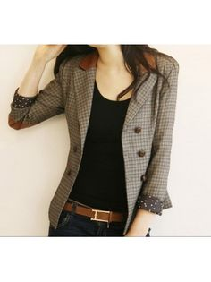 Lattice Jacket