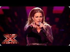 Sam Bailey sings Enough is Enough  - Live Week 4 - The X factor. an excellent mature honest rendition.