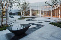 Современный китайский сад Сад Yueyuan в окрестностях Сучжоу | Admagazine | AD Magazine
