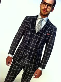 Another great plaid 3 piece