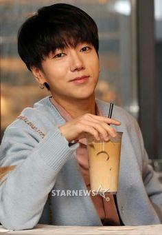 Starnews interview with Yesung #예성 #김종훈 #슈퍼주니어 #보이스 #voice
