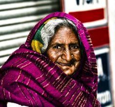 Cold winters morning at Rishikesh