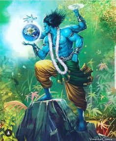 Meaning Lord Vishnu - vimanika Arts prodyuktarsa - phijhadikoma Lord Shiva Hd Wallpaper, Lord Krishna Wallpapers, Lord, Art, Vishnu, Lord Vishnu Wallpapers