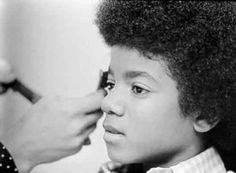 Very young Michael Jackson