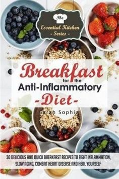 Breakfast for the Anti Inflammatory Diet: 30 Delicious and Quick Breakfast Recip in Books, Magazines, Cook Books   eBay