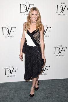 The Olivia Palermo Lookbook : Olivia Palermo At 2016 DVF Awards