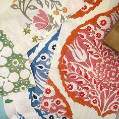 Galbraith & Paul - fabric patterns