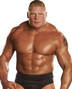 Brock Lesner - Here comes the pain