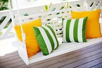 Build your Own Porch Swing! - A Beautiful Mess