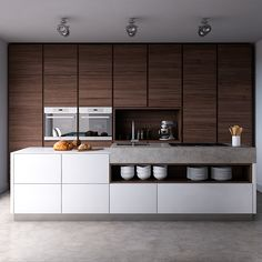 20 Minimalist Kitchen Ideas Beautiful Simple and Minimalism Styled. Kitchen design ideas for minimalist help you to create with proper attention of each part be put in it find the make even cramped room beautiful. Farmhouse Style Kitchen, Modern Farmhouse Kitchens, Cool Kitchens, Kitchen Dining, Kitchen Decor, Kitchen Cabinets, Kitchen Ideas, Best Kitchen Designs, Modern Kitchen Design
