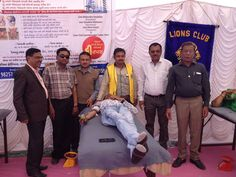 Surendranagar Crown #LionsClub (India) held a blood drive and collected 46 units of blood