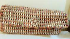 Pop tab purse/bag :)
