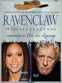 Ravenclaw: Egeanin e Noal