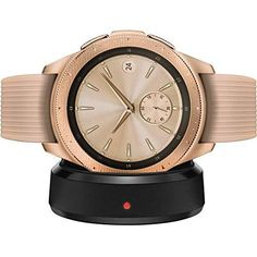 Samsung Galaxy Watch Rose Gold Case Classic Buckle Pink Beige - Bluetooth for sale online Smartwatch Bluetooth, Bluetooth Watch, Samsung Galaxy, Rose Gold Watches, Tempered Glass Screen Protector, Stainless Steel Case, Phone Accessories, Galaxies, Smart Watch