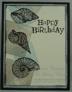 Acrylic Block Technique by Glenda Calkins - Cards and Paper Crafts at Splitcoaststampers
