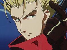 Manga Art, Manga Anime, Anime Fashion, Vash, Cartoon Man, Cowboy Bebop, Aesthetic Anime, Peace And Love, Video Game