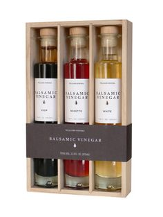 balsamic vinegar packaging - cult partners