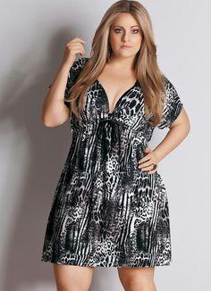 Plus Size Fashion Plus Size Looks, Curvy Plus Size, Plus Size Dresses, Plus Size Outfits, Short Dresses, Curvy Girl Fashion, Plus Size Fashion, Womens Fashion, Plus Size Womens Clothing