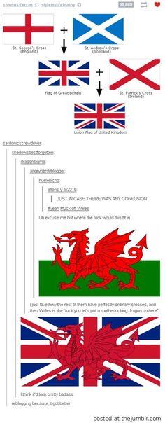 tum Dammit Wales