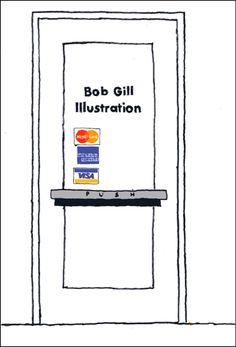 Bob Gill Illustration - http://www.bobgilletc.com/